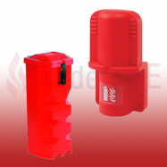 Vehicle Extinguisher Storage Cabinets