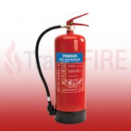 FireShield 4Kg ABC Dry Powder Fire Extinguisher