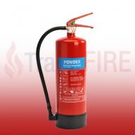 FireShield 6Kg ABC Dry Powder Fire Extinguisher