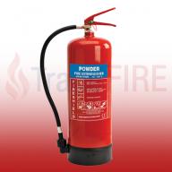 FireShield 9Kg ABC Dry Powder Fire Extinguisher