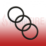 FireShield Discharge Hose O' Ring (Pack Of 25)