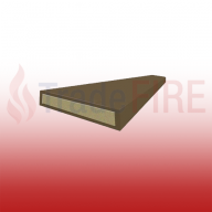 10mm x 4mm x 1050mm Brown Intumescent Fire Door Seal