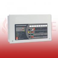 C-Tec CFP704-2 Four Zone AlarmSense Bi-Wire Fire Alarm Panel