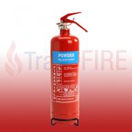 FireShield 1Kg ABC Dry Powder Fire Extinguisher