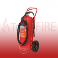 FireChief 50Kg Powder Wheeled Fire Extinguisher