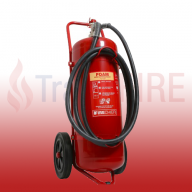 FireChief 50 Litre Foam Wheeled Extinguisher