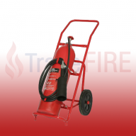 FireChief 20Kg Co2 Wheeled Fire Extinguisher