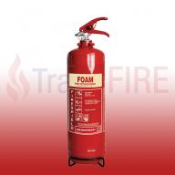 FireShield 2Ltr AFFF Foam Fire Extinguisher