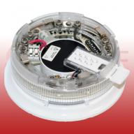 Apollo 55000-279APO XP95/Discovery Addressable Multi-Tone Open Area Sounder (White)