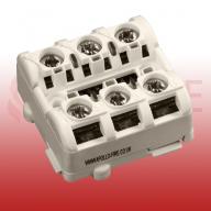 Apollo 55000-760APO XP95 Mini Addressable Switch Monitor with Isolator