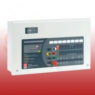 C-Tec CFP702-4 2 Zone Conventional Fire Alarm Panel