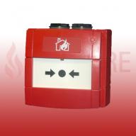 Zerio Plus EDA-C5040 IP65 Weatherproof Manual Call Point