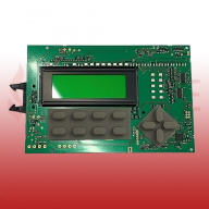 Zerio Plus EDA-Q2020 8 Zone Replacement Display Board