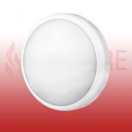 Circular Led Round Bulkhead Emergency Light w/ Movement Sensor