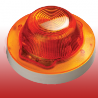 Apollo 55000-879APO XP95 Addressable LED Loop Powered Beacon (Amber)