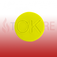 Chubb FX Yellow OK Indicator (Sold Singly)