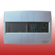 Gent Xenex 13270-08LB 8 Zone Conventional Fire Alarm Panel