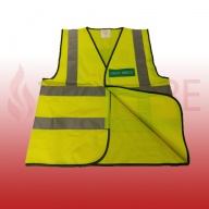 High Visibility First Aider Waistcoat