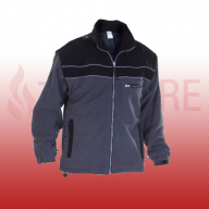 Hydrowear Kiel Black / Grey Fleece