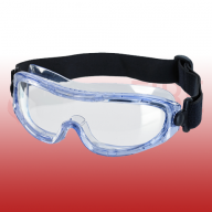 Low Profile Clear Goggles (Pack of 10)