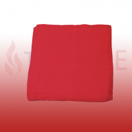 Red Stretcher Blanket