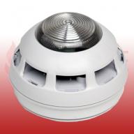 Fike 205-0012 Sita Addressable ASD Detector With Sounder/Strobe
