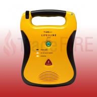 Lifeline 5001112 Semi-Automatic Defibrillator With Standard Capacity