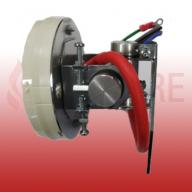Gent S4-34741-01 Beam Detector Angle Bracket & Base