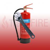 11-16 Fire Extinguisher Servicing