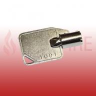Fike / Rafiki Twinflex Pro 09-0026 Spare Panel Key (Pack of 25)