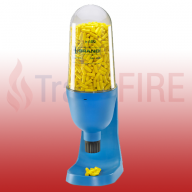 Ear Plug Dispenser with Plugs (500 pairs)