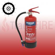 FireChief XTR 3Kg ABC Dry Powder Extinguisher