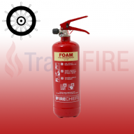 FireChief XTR 2 Litre AFFF Foam Extinguisher
