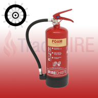 FireChief XTR 3 Litre AFFF Foam Extinguisher
