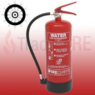 FireChief XTR 6 Litre Water Fire Extinguisher
