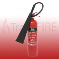 Firechief XTR 5Kg Aluminium CO2 Fire Extinguisher
