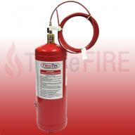 Flexitec FL08-010-P 1kg FM200 Fire Suppression Unit with Pressure Switch